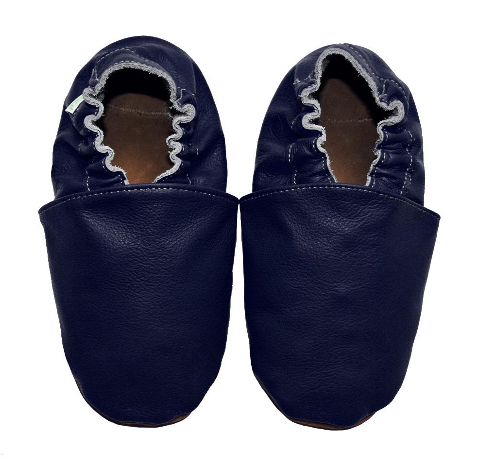 9c58b8e47860a Chausson enfant cuir - Chaussure